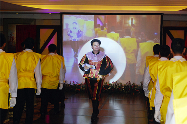 "41st Induction and Gala Diner Amical ""Tribute to Shakespeare"""