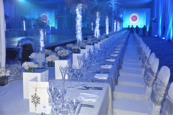 Ice Dream - 17th Anniversary & Christmas Dinner