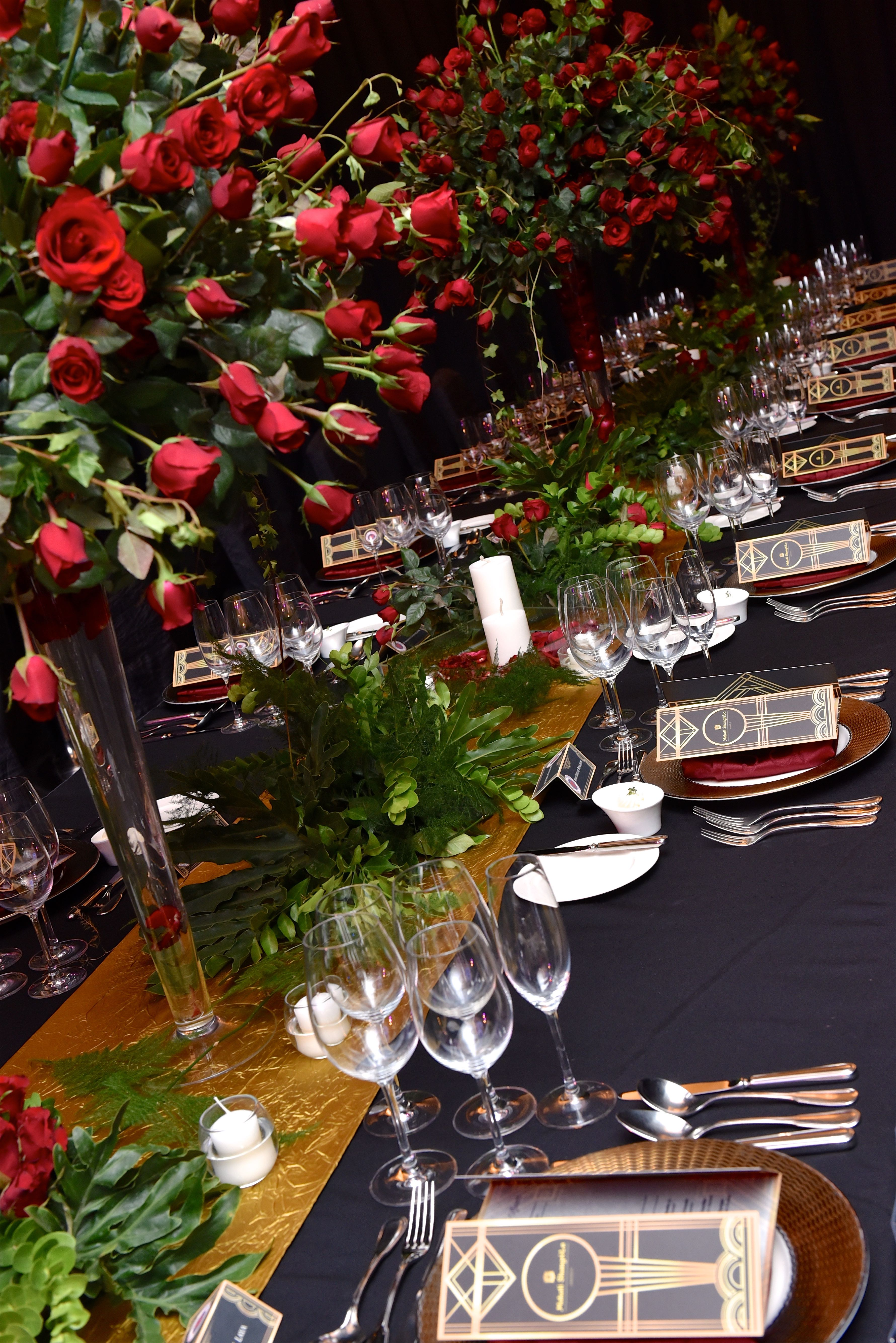 """Bailliage de Manille 46th Intronisation and Grand Diner Amical """"The Days of Wine and Roses"""""""