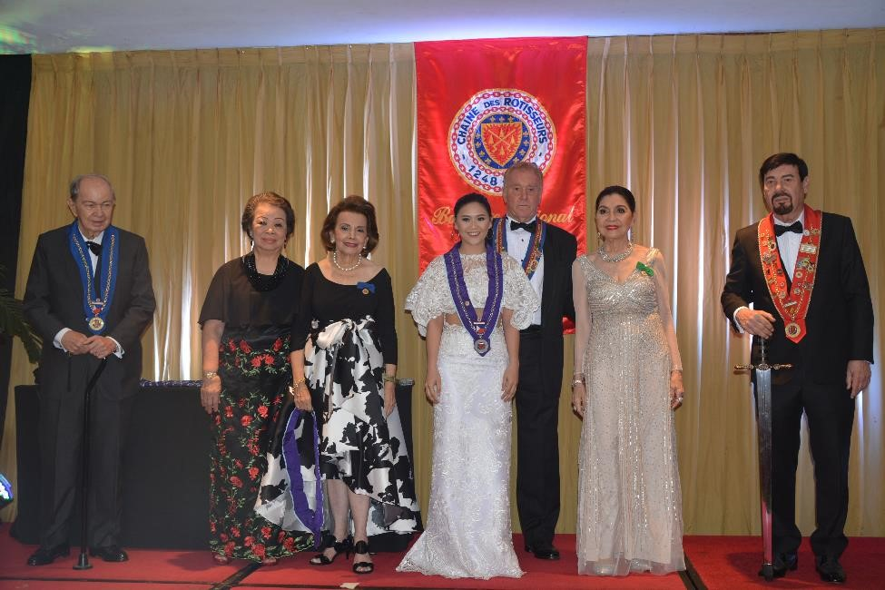 25th Induction and Gala Diner Amical