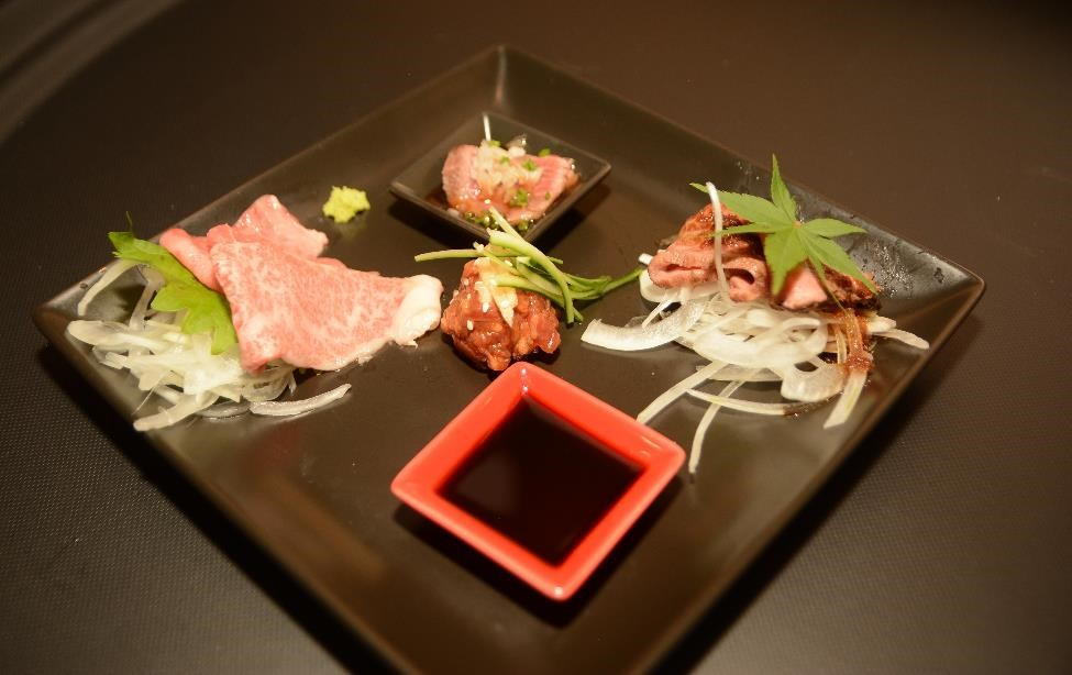 B.Y.O.B. Wagyu Degustation Dinner