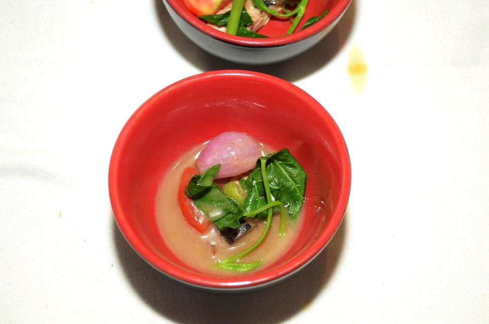 Filipino Food Wine Paired Dinner