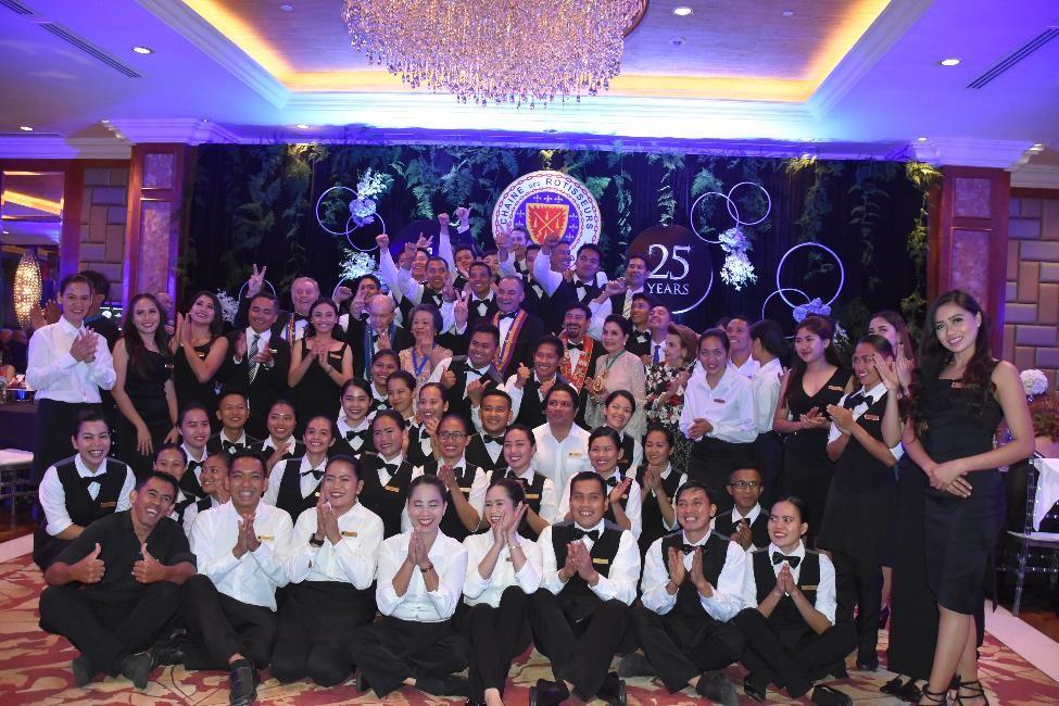 """Cebu's 26th Christmas Ball and Grand Diner Amical """"RED CHRISTMAS"""""""