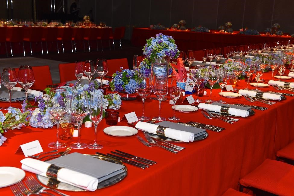 """Bailliage de Manille 47th Induction and Grand Diner Amical """"The Greatest Show on Earth"""""""