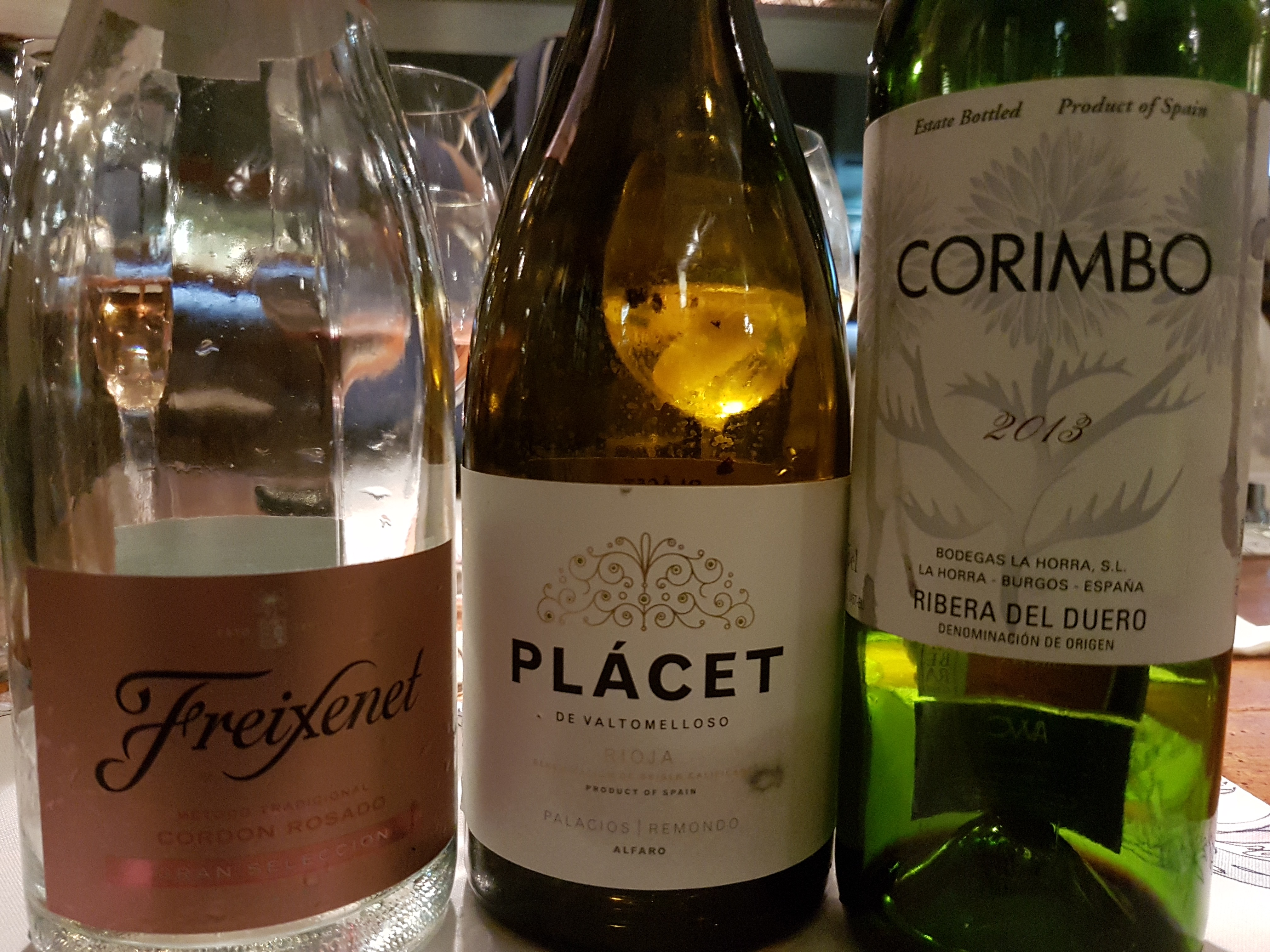 "Manila: ""Spanish Wine-Paired Dinner"""